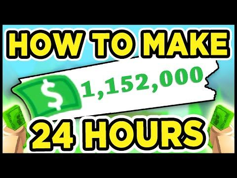 How To Make Millions In Adopt Me New Adopt Me Easy Money Making Adopt Me Hacks Not Clickbait Youtube In 2020 How To Get Money Fast How To Get Money My Roblox
