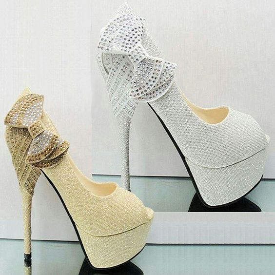 Bows and Peep~Toes!!! #Yummers