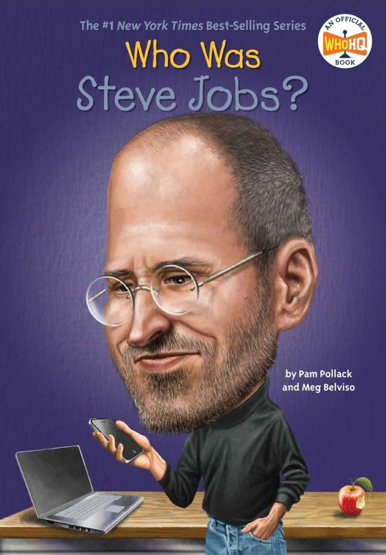 Amazon | Who Was Steve Jobs? (Who Was?) (English Edition) [Kindle edition] by Pollack, Pam, Belviso, Meg, O'Brien, John | Biographies | Kindleストア