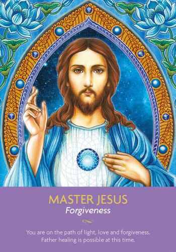 Jesus - Keepers of the Light Oracle Cards by Kyle Gray (Author), Lily Moses (Artist):