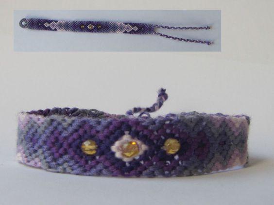 bracelet brésilien de l'amitié artisanal Neuf