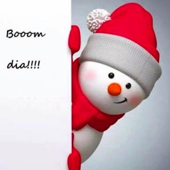 Papai Noel engraçado.