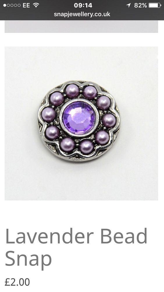 Lavender Snap