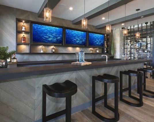 Top 70 Best Home Wet Bar Ideas Cool Entertaining Space Designs Home Wet Bar Basement Bar Designs Home Bar Designs