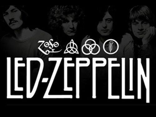 Led Zeppelin - So named by a German relative who was trying to predict they would go over like a lead balloon.