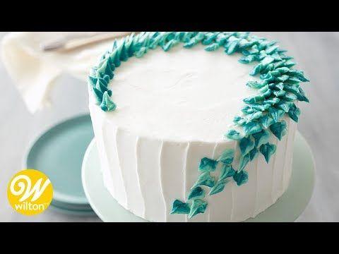 Pin On Flower Food Cake Tutorials