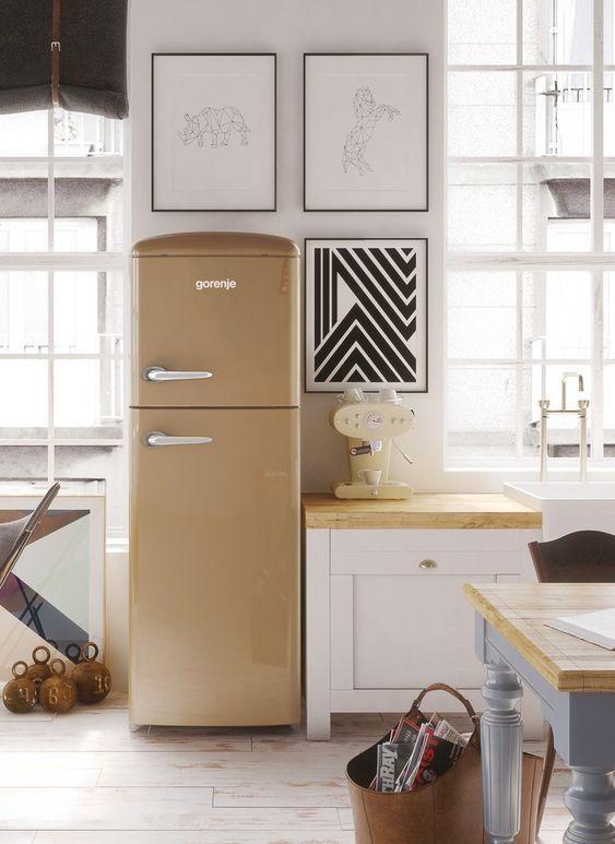 Quel Refrigerateur Pour Ma Cuisine Decoration D Armoire De Cuisine Frigo Design Refrigerateur Retro