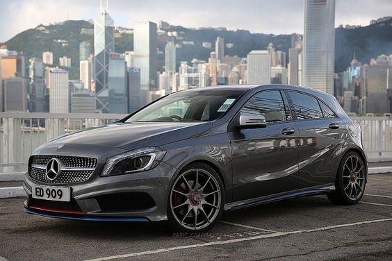 Mercedes-Benz, A-Class, A250, Sport, Hong Kong | Flickr - Photo Sharing!