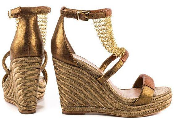 Dellah - Bronze Cuoio Vince Camuto Signature |  $250 BUY ➜ http://shoespost.com/dellah-bronze-cuoio-vince-camuto-signature/