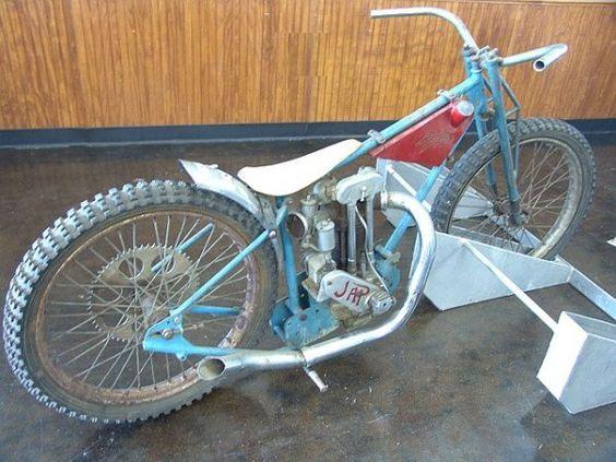 Speedway Motorcycle Racing Bikes: Speedway Motorcycle Project Bike