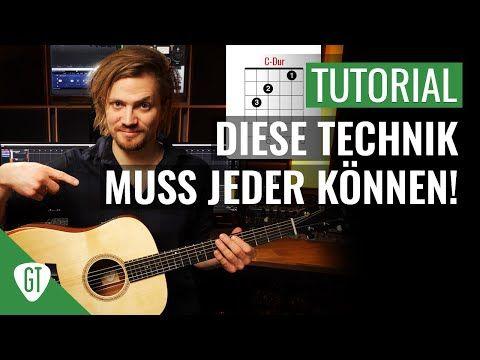 Diese Geheimtechnik Hat Mein Leben Verandert Gitarren Tutorial Deutsch Youtube Gitarre Lieder Gitarre Gitarre Lernen