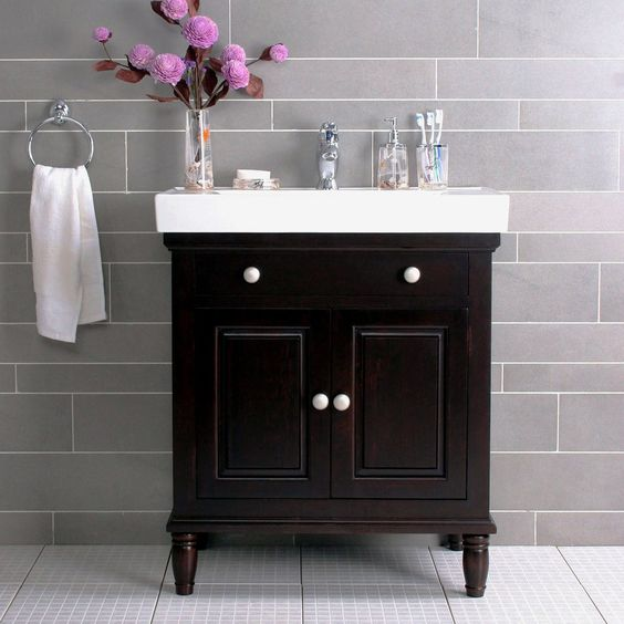Shop Lanza Products  WF6202/DC Monte 30-in Vanity  with Top and Sink at ATG Stores. Browse our bathroom vanities, all with free shipping and best price guaranteed.