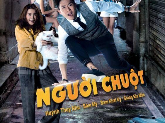 Phim Người Chuột SCTV9 TVB Hồng Kông