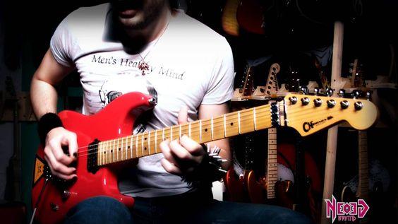 Emotional guitar solo - Charvel Pro Mod San Dimas - Neogeofanatic