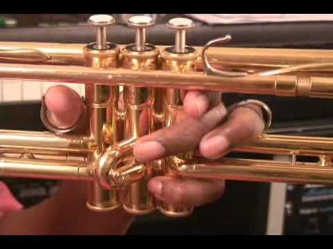 How To Hold A Trumpet Youtube Trumpet Hold On Praxis Study