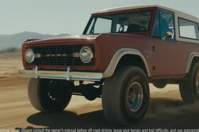 Fords Revealing Of The 2021 Bronco Just Proved That Gm Has No Idea