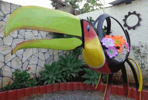 Cuando reutilizar se vuelve un arte - La Prensa Austral www.laprensaaustral.cl/files/banners/Sofa_9.pdf 10 de ago. de 2014 - La creatividad de Daniel Riba Castro. Cuando reutilizar se vuelve un arte. - Inspirado en el viento patagónico, este artista trasandino reveló al  ..EL ARTE DE RECICLAR NEUMATICOS CUBIERTAS Y LLANTAS EN PILAR ,BUENOS AIRES,ARGENTINA