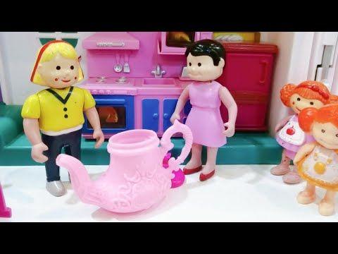 بابا اتحول ماما وماما اتحولت بابا عائلة عمر جنه ورؤى قصص اطفال حكايات للأطفال بالعربية Youtube Toy Chest Decor Home Decor