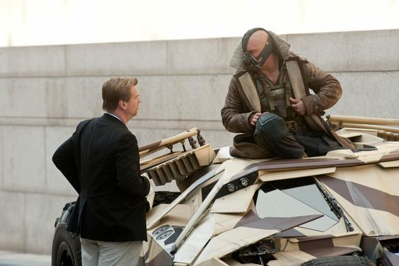 Behind The Scenes Look at The Dark Knight Trilogy