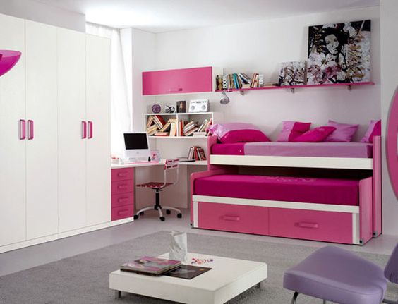 Imab camerette ~ Kids room teenager em imab group like layout of room kid s