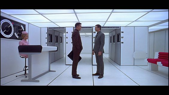 2001: A SPACE ODYSSEY (SPECIAL EDITION ) (Official Warner Info) - 10/23/07