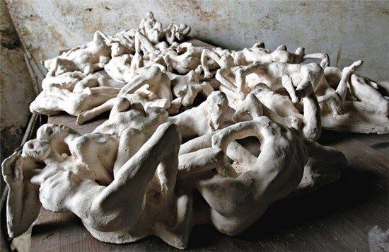 Nino Sindoni Galleria d'Arte Contemporanea Italia - Debacle