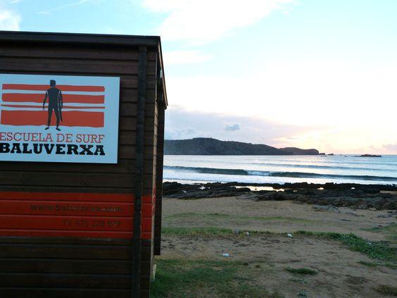 EL SURF SIGUE ESTE INVIERNO 2015, INICIATE CON BALUVERXA , LA ESCUELA DEL CABO PEÑAS ... http://www.baluverxa.com/2014/09/de-octubre-mayo-sigue-surfeando-con.html