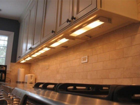 Leadleds 10 Led Motion Sensor Light Battery Operated For Kitchen Ha Kitchen Under Cabinet Lighting Under Cabinet Lighting Wireless Best Under Cabinet Lighting