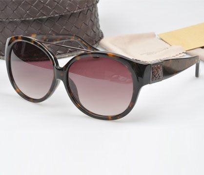 Bottega Veneta Sunglasses BV89S  In Tortoise