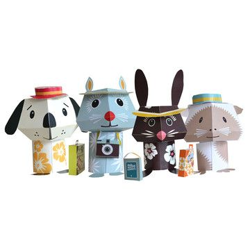 Jet Set Pets, $13.75, now featured on Fab.