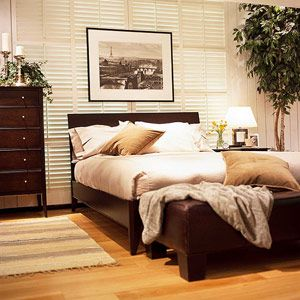 basement bedrooms basements and bedroom ideas on pinterest. Black Bedroom Furniture Sets. Home Design Ideas