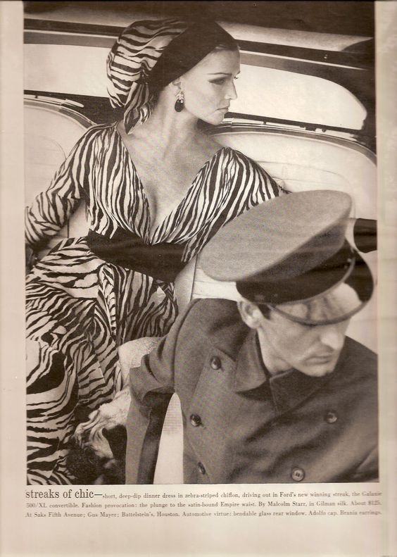 Harper's Bazaar 1962