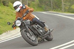 Ensaio - Triumph Bonneville: Clássico Moderno