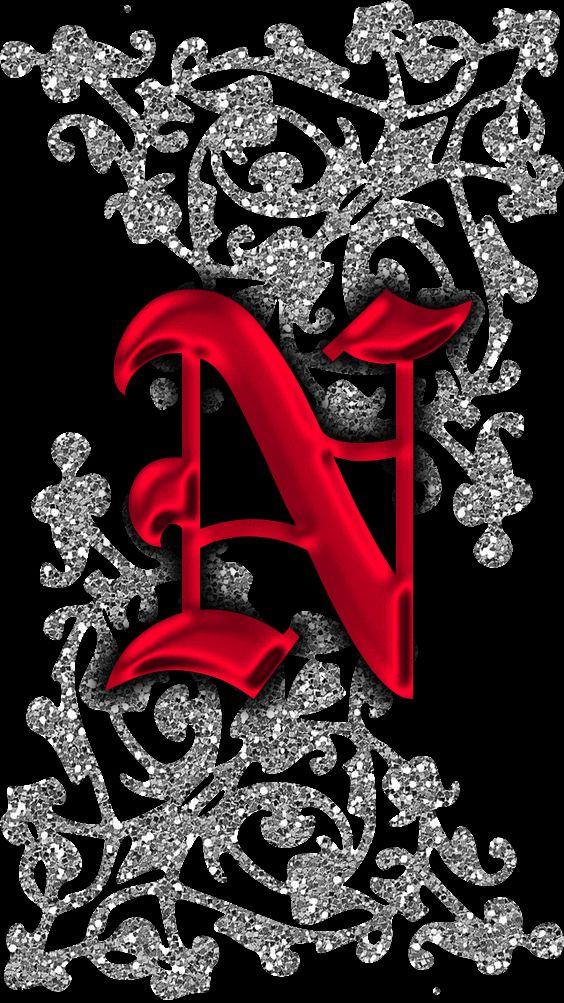N By Gizzzi Alphabet Wallpaper Alphabet Design Alphabet Images