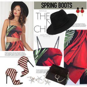 Kick It: Spring Boots
