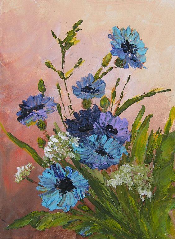 Kwiaty by Marlena Łozińska Lubię to!
