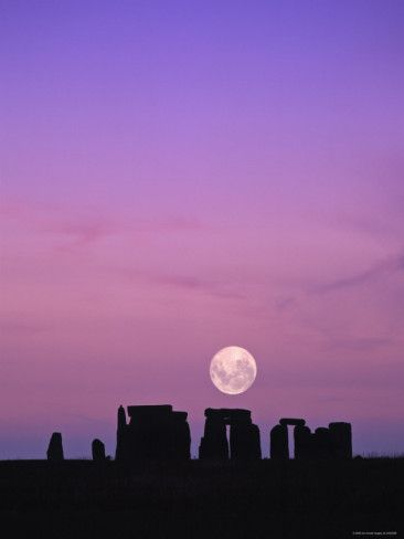 Stonehenge, Wiltshire, England Photographic Print by Rex Butcher at AllPosters.com:
