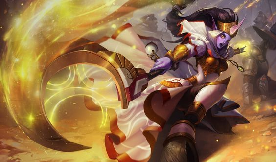 Soraka | League of Legends