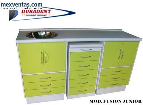 Foto gabinetes muebles dentales duradent