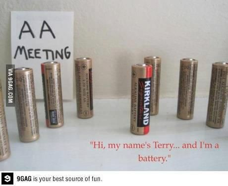 AA-meeting