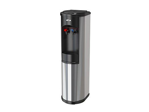 Oasis Artesian Bottleless Water Dispenser Hot Cold W Multi Stage