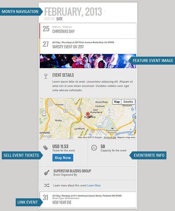 CodeCanyon - EventOn - WordPress Event Calendar Plugin v223 WP - event calendar