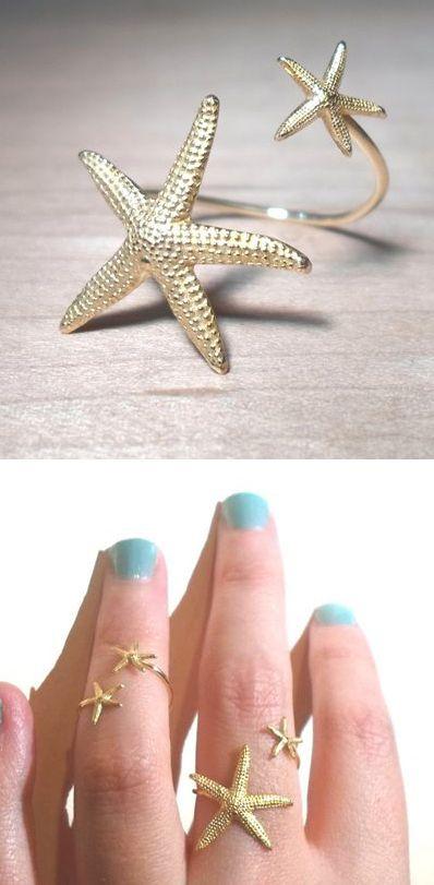 Starfish ring: