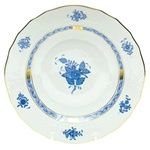 Herend Chinese Bouquet Blue salad plate