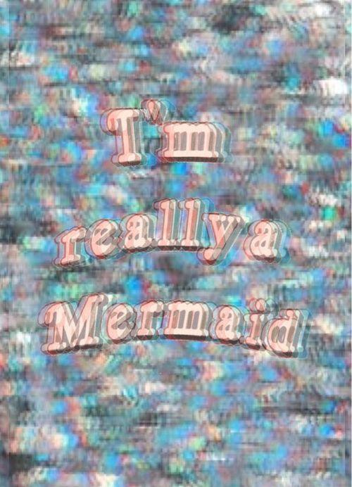 really am a mermaid