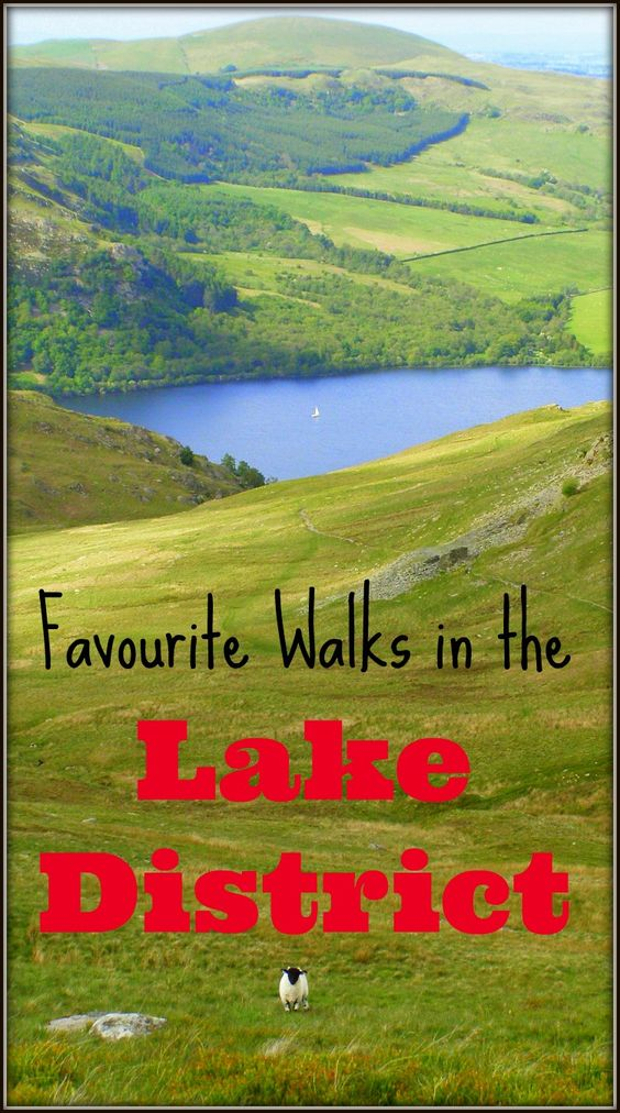 The English Lake District stole my heart years ago and I'd like to share my three favourite day walks there. Whether it's pottering about the chocolate box village of Grasmere or hiking through the glorious Langdale Valley, the English Lake District is one of the most beautiful places in Britain and these are my pick of the best day walks: