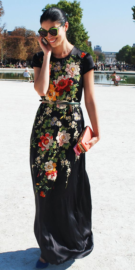 stunning floral