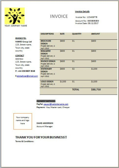 Hourly Invoice Template Creative And Free Invoices For Hours Worked Template Sumo Invoice Template Templates Invoicing