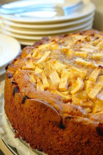 Appelcake met kardemom en gember - Lovemyfood.nl