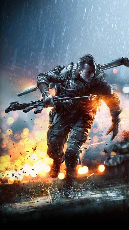Battlefield4と雨